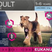 Eukanuba Adult Large Breed Normal Activity суха храна за кучета