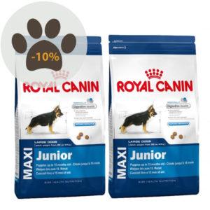 Royal Canin MAXI Junior суха храна за кучета