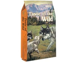 taste-of-the-wilde-High Prairie Puppy® Formula