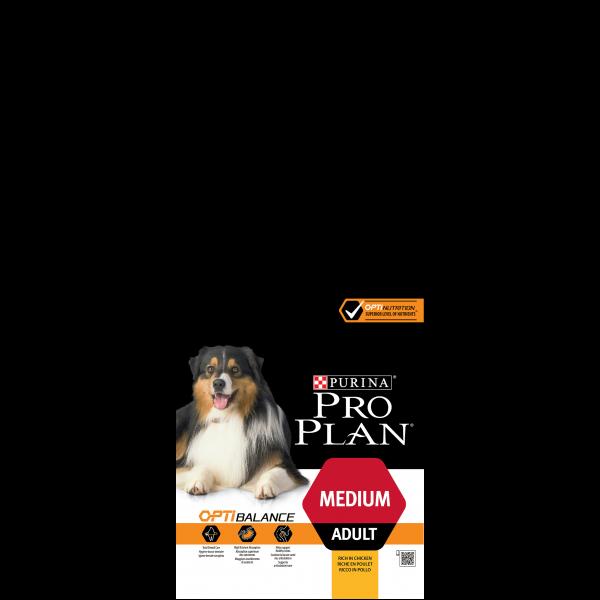 07613035120488_C1N1_Pro Plan Dog Medium Adult Chicken 14kg_43777469